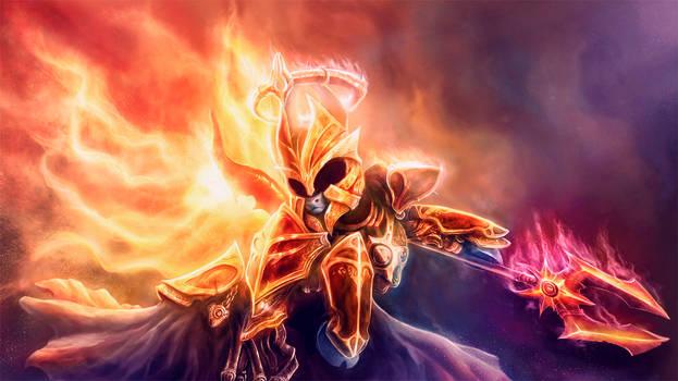 Imperius, the Archangel of Valor pony