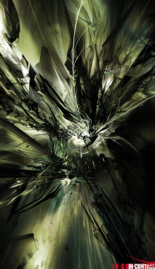 I N C O N T R O L by abstractangel00