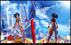Mirrors Edge - GoG7 by Diego-Rodriguez