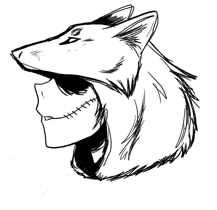 Like a fox by LittlePuffin