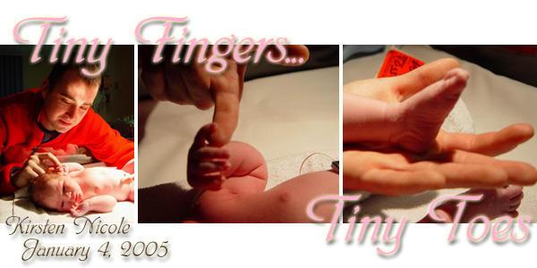 Tiny fingers, tiny toes... by midgetpenguin83
