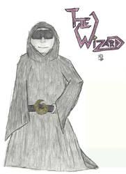 The Wizard by redbeardcreator