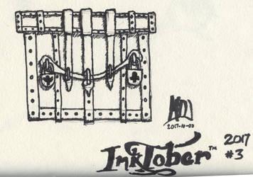 Inktober2017-03-trunk by redbeardcreator