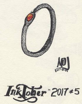 Inktober2017-05-orist Ring