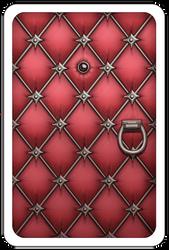 Door card back