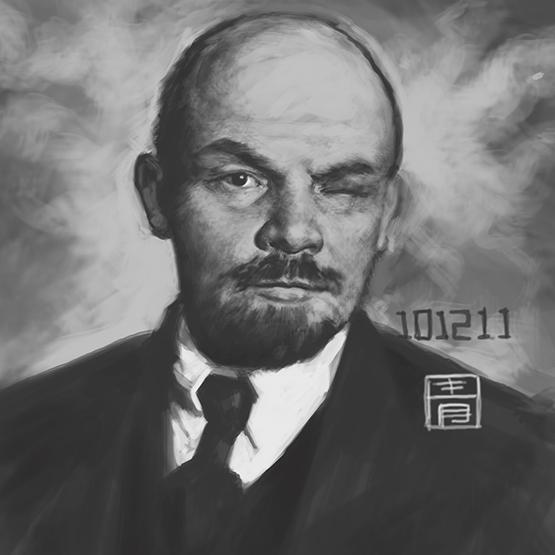 Vladimir, you fox. by BlueBerserker
