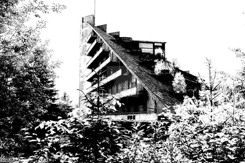 Abandoned Holiday House 'Maciejka' Ustron, Poland by urban-exploration-pl