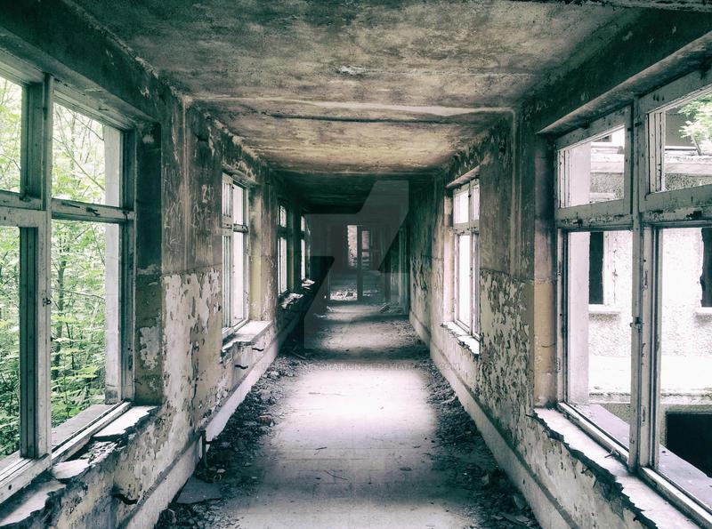 Abandoned hospital - Nowy Targ, Poland by urban-exploration-pl