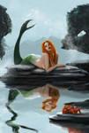 Ariel by Yneddt