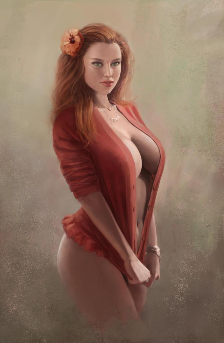 Genevieve by Yneddt