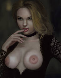 Carla by Yneddt