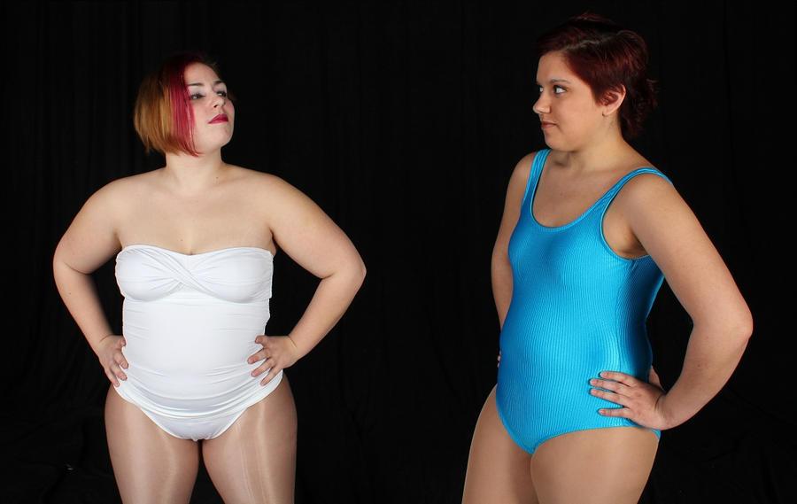 Ms. Ruby vs. Pepper 01 by PurpleRoach
