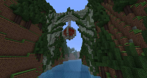 Arch of Gimrak by quantumdylan