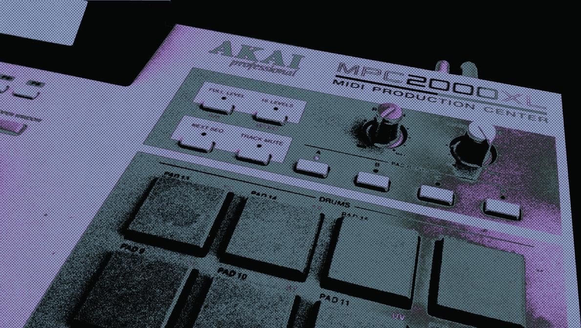 MPC2000XL by quantumdylan