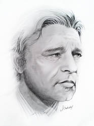 Richard Burton by laoscura