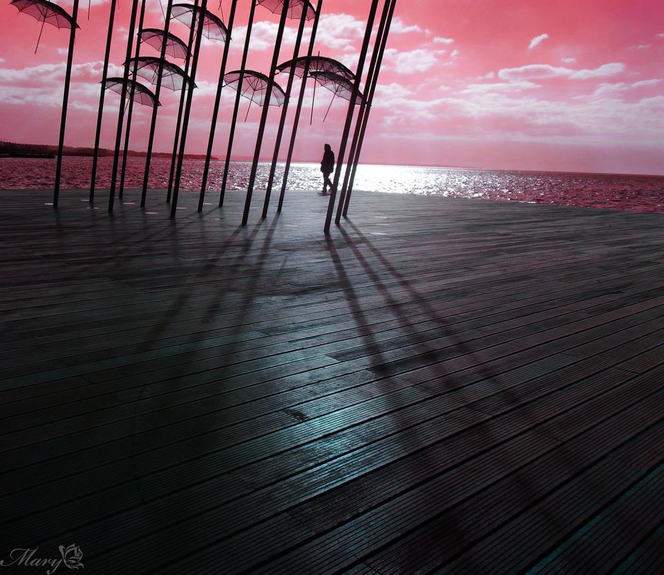 .Stare into the sun. by BlackRoseMew