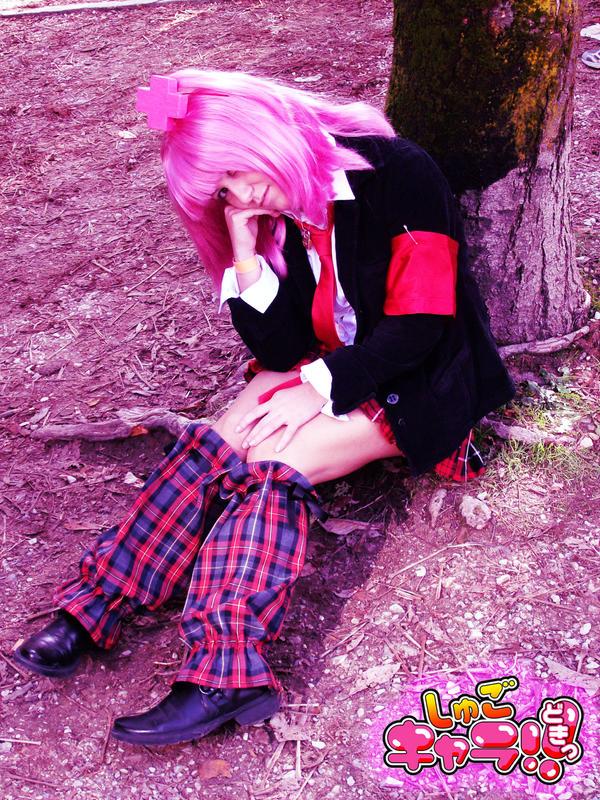 My Amu Cosplay by cinny-chan