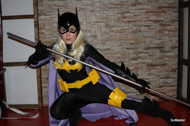 Batgirl by cinny-chan