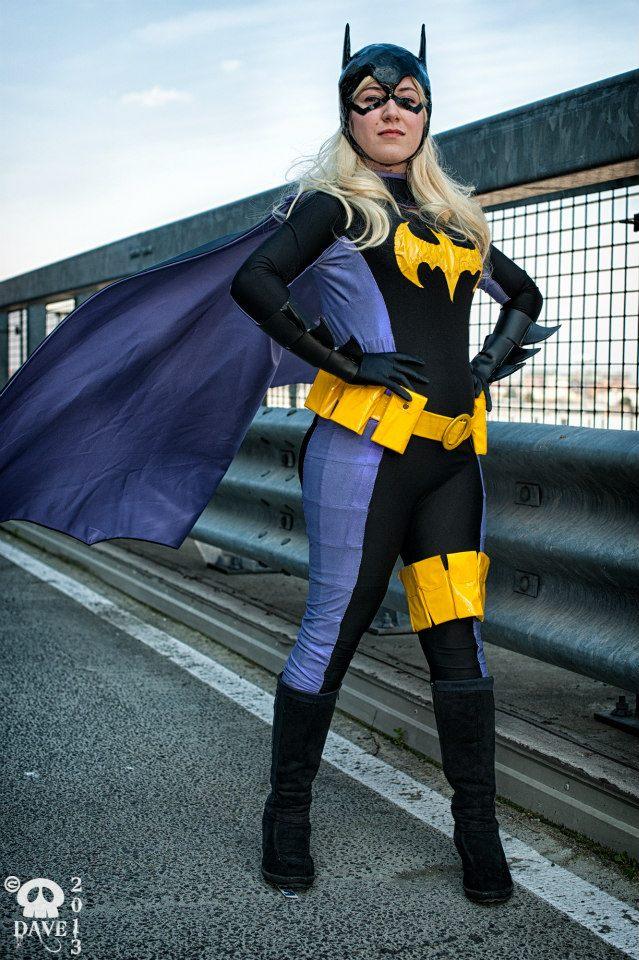 I'm Batgirl by cinny-chan