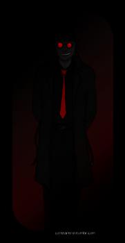 In A Dusty Black Coat