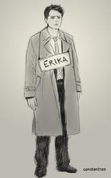 Erikastiel
