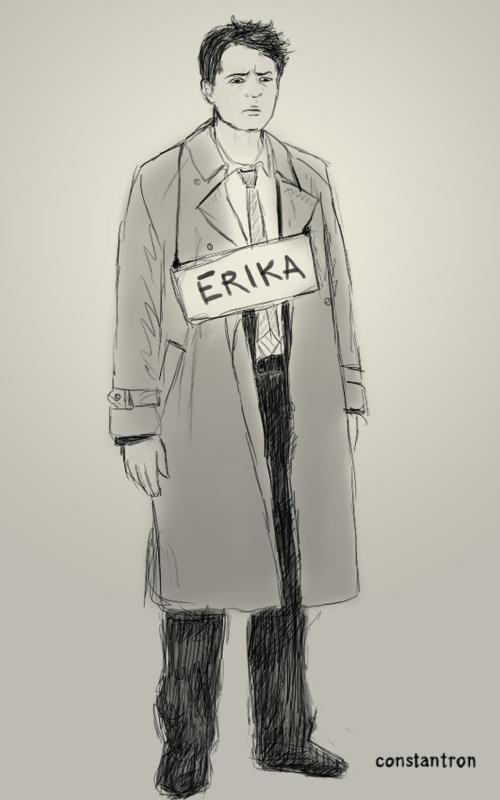 Erikastiel by constantron