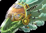 Steampunk Windsinger