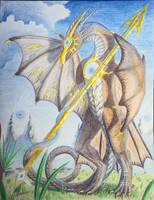 Sundial by The-fox-of-wonders
