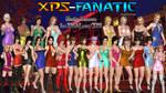 DOA5LR - Slutty Dresses for XNALara/XPS by XPS-Fanatic