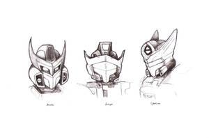 Unicron Trilogy: Jetfire by Galvaridarts