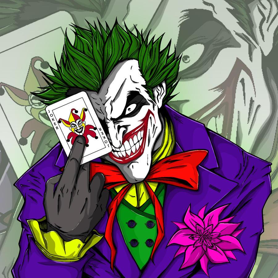 joker by yhenz