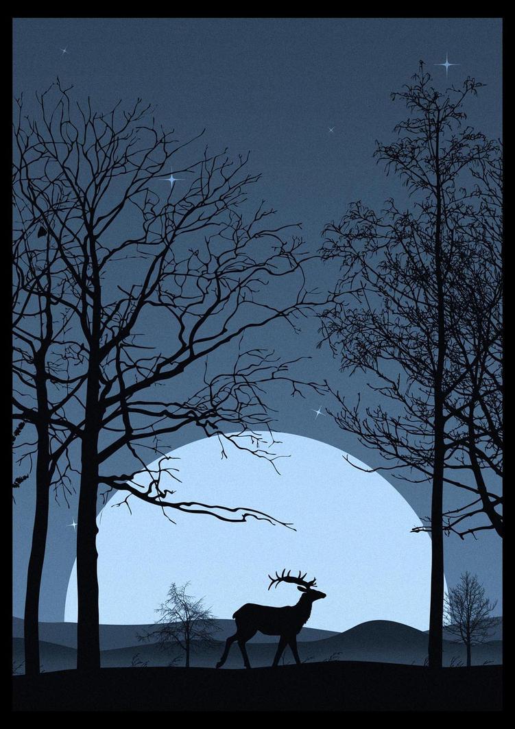 midnight by yhenz