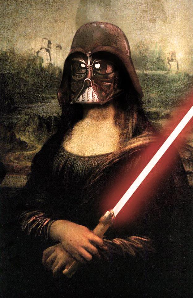 Mona Vader by yhenz