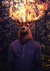 oh deer by yhenz
