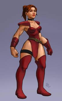 Diablo Rogue - Leather armor