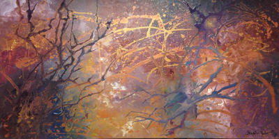 Enchanted by HeatherWortleyArt