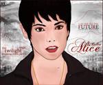 Alice Cullen Vector Art
