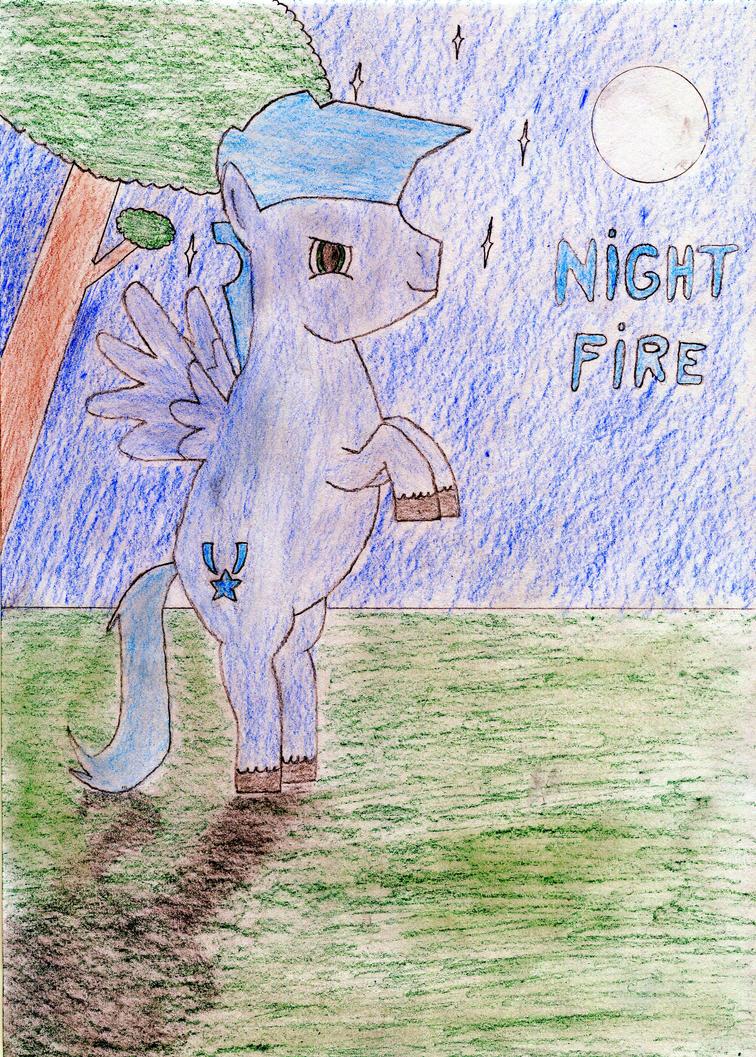 L'OC de Stashine Nightfire by Helena-Lullaby