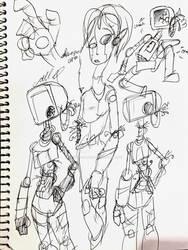 Android sketchdump