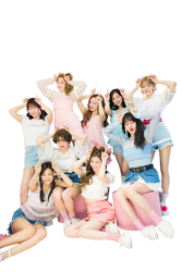 [PNG] TWICE Signal render