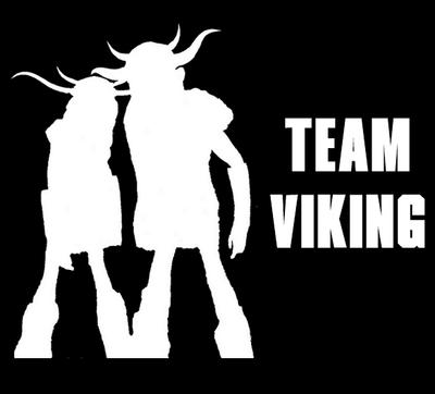 Team Viking-Ruffnut, Tuffnut by Janna-Hawkins