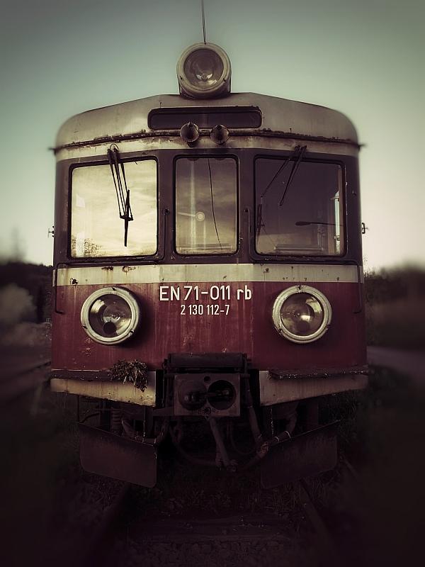 Last Train Home... by Daimonion-in-Sound