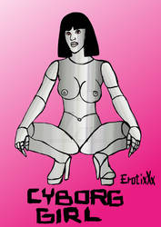 CYBORG GIRL :) by ErotixXx