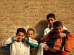 egyptian kids by bassemhany