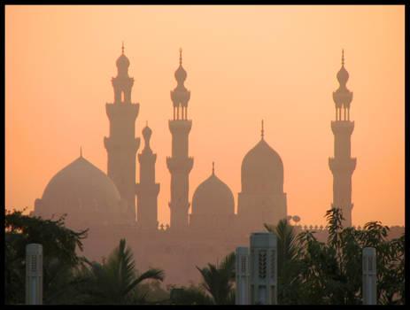 islamic sky line