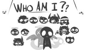 Who am I? by Nick-likes-toast