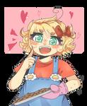 aye u want a cookie