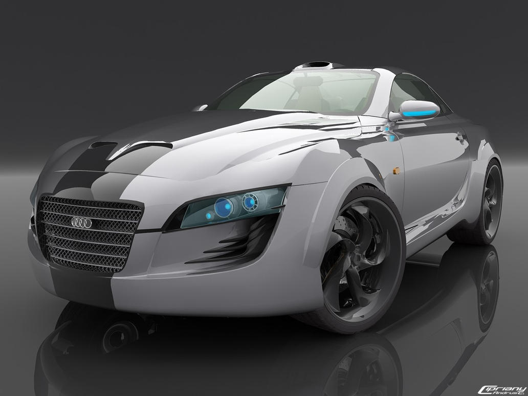 Audi R10 Concept nr.2 by cipriany on DeviantArt