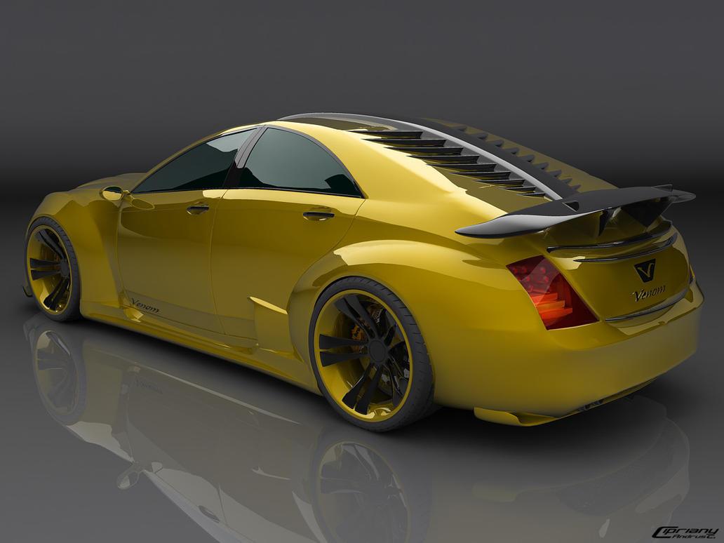 Venom concept car nr.3 by cipriany