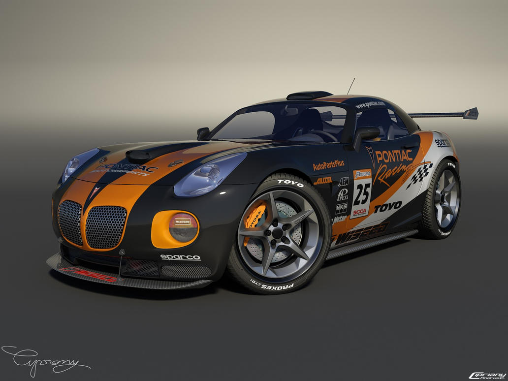 Pontiac Solstice Tuned By Cipriany On Deviantart